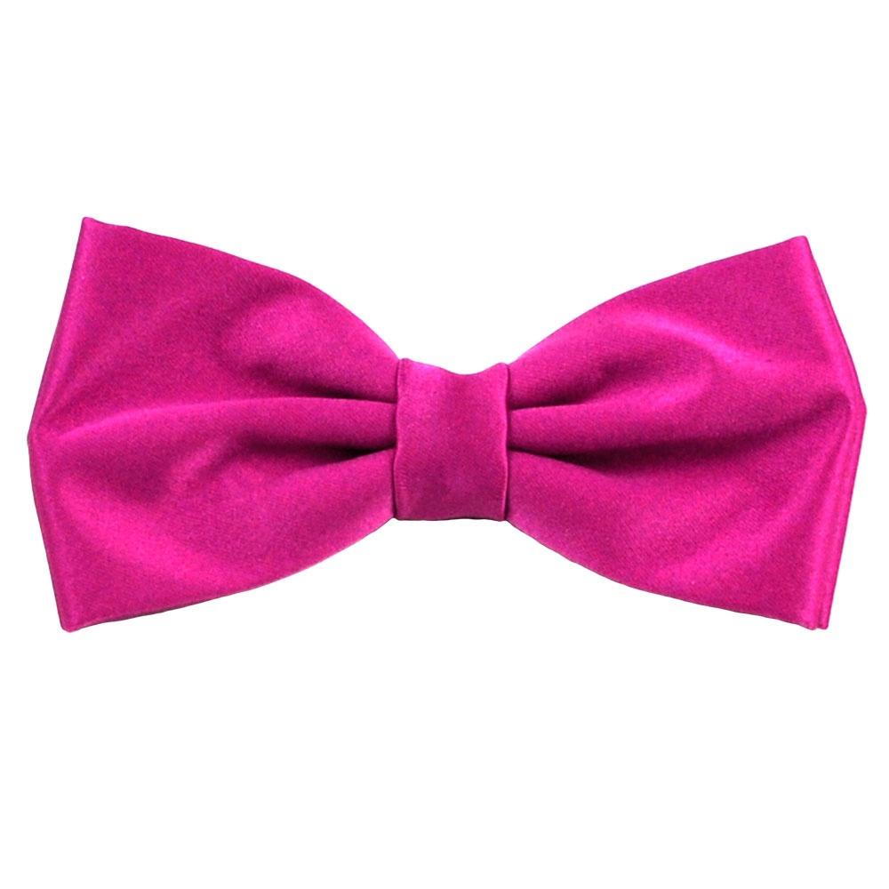 color Mens' Tie Solid Pink Bow Bowtie of Achaestrella choices 15 Neck Dark FwzqSdxa