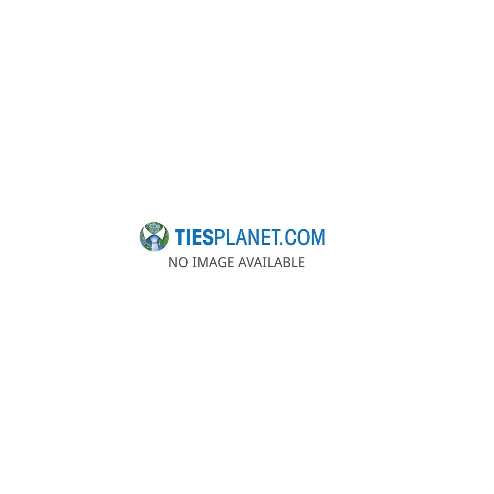 Plain Gold 7cm Narrow Tie from Ties Planet UK