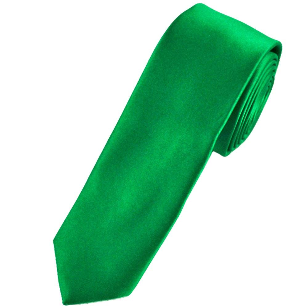 plain green boys tie from ties planet uk