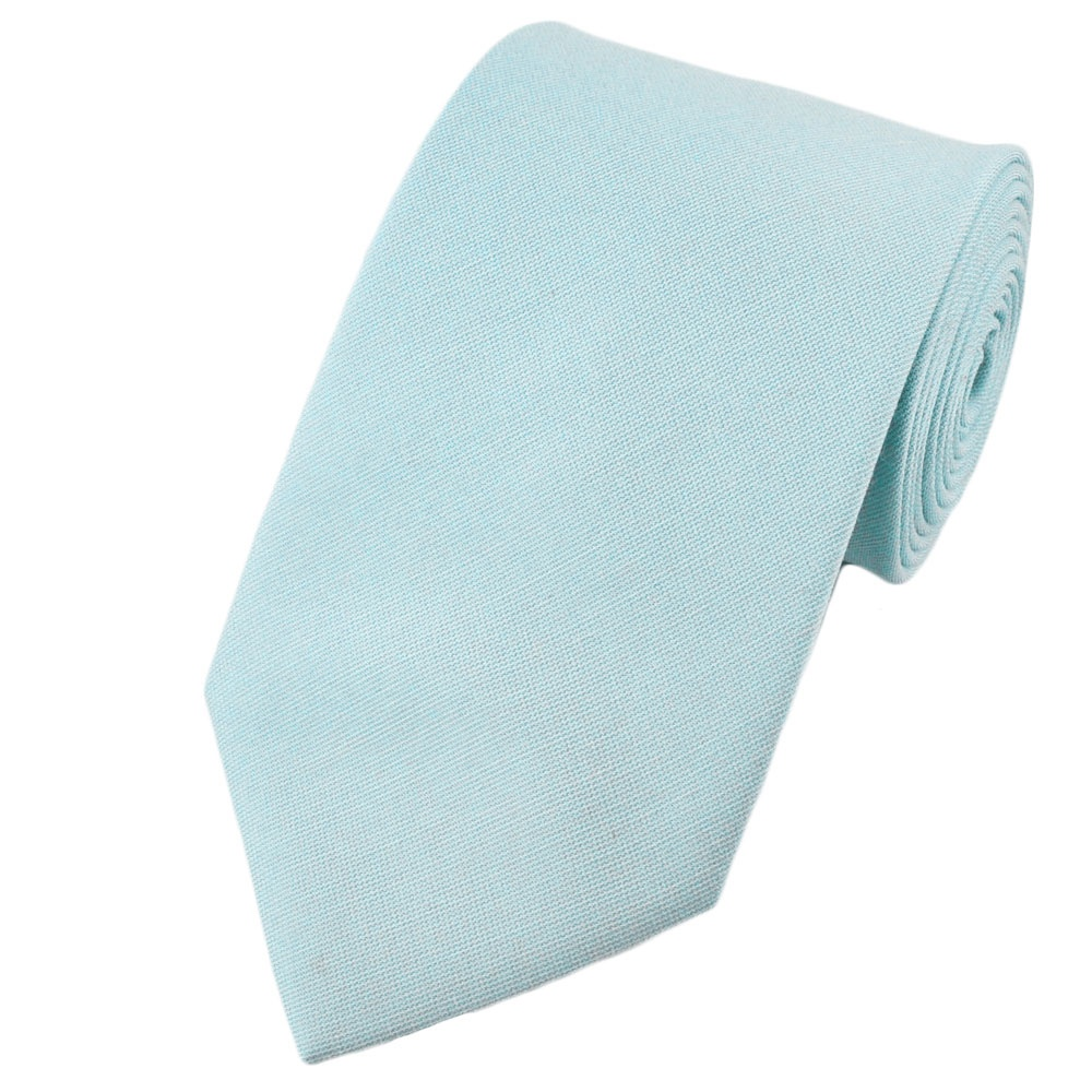 plain light blue tie from ties planet uk