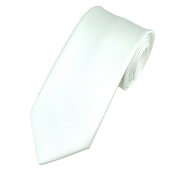 Plain White Boys Tie