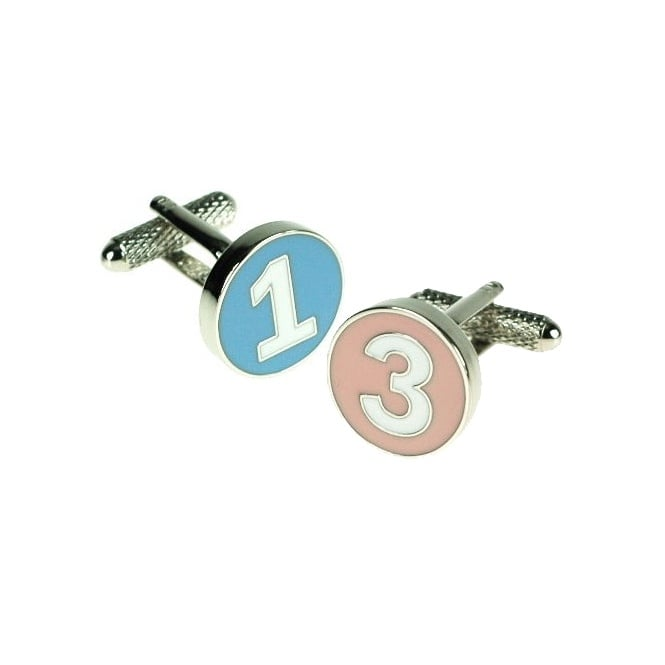 polo numbers cufflinks