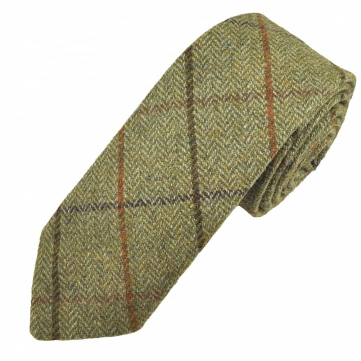 Win a Tweed Tie of Your Choice