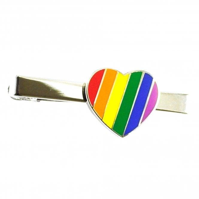 Gay pride rainbow tie clip photos 7