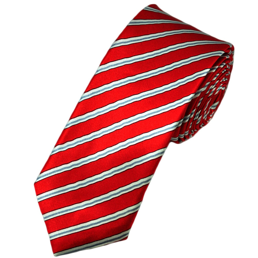 white silver striped tie from ties planet uk