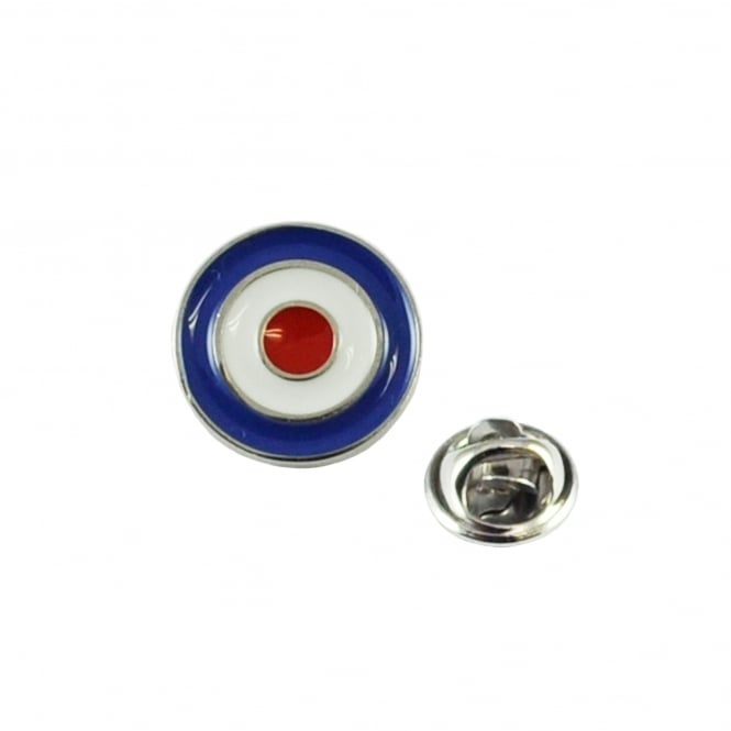 Roundel Lapel Pin Badge