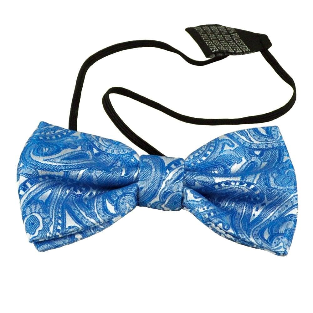 Boys Elasticated Lilac Skinny Tie Boys Formal Tie Boys Accessories Boys Ties