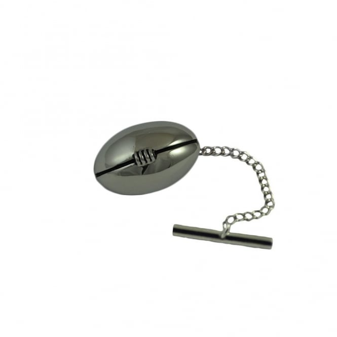 Rugby Ball Tie Pin