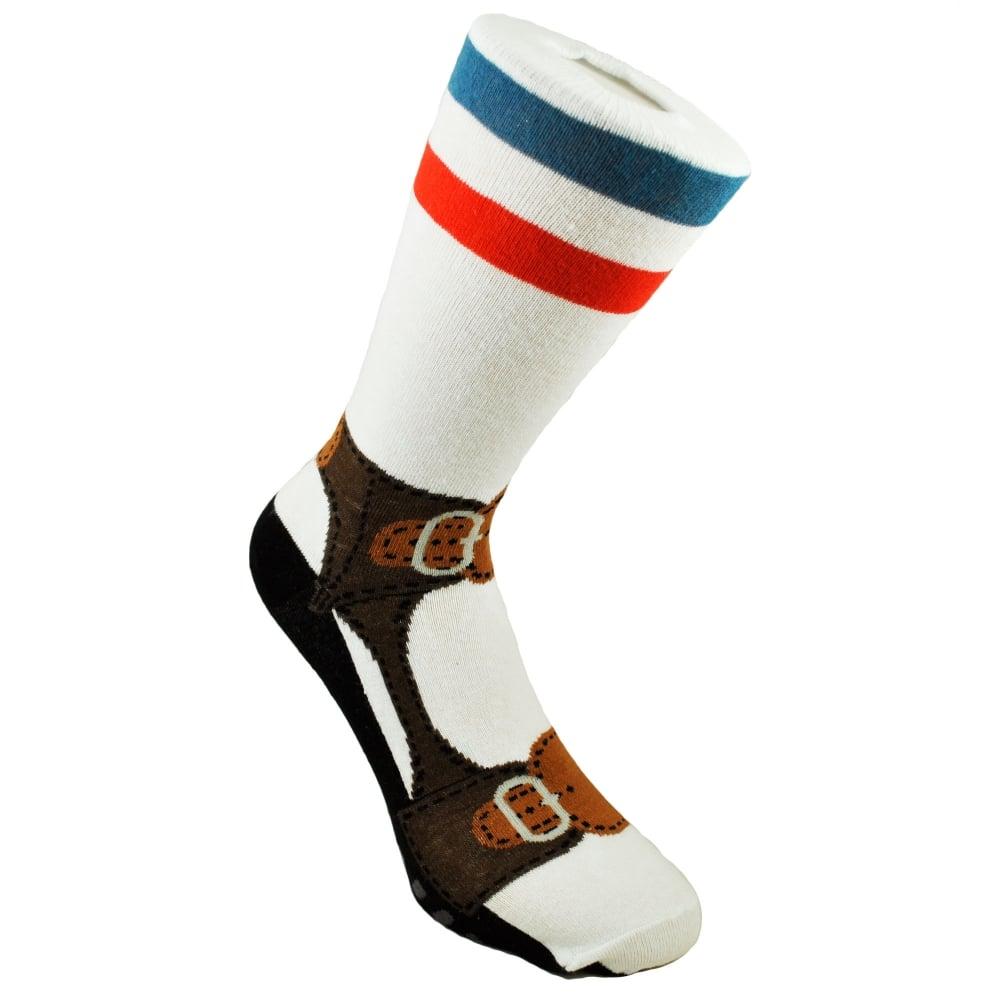 086b9a1e4764 Sandals Men s Novelty Socks 5-11