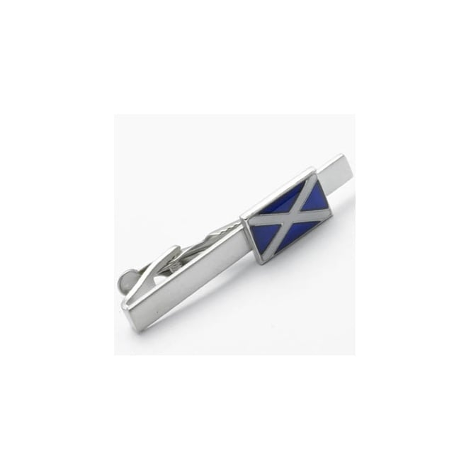 Scotland Flag Tie Bar