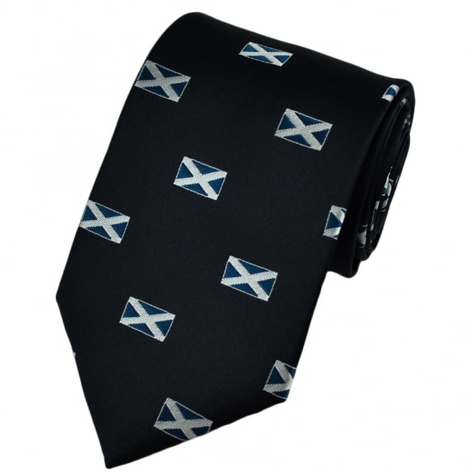 Scotland Large Flag Tie