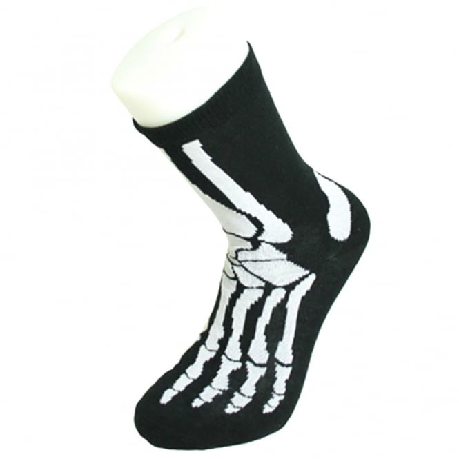 Silly Socks - Skeleton Men's Novelty Socks