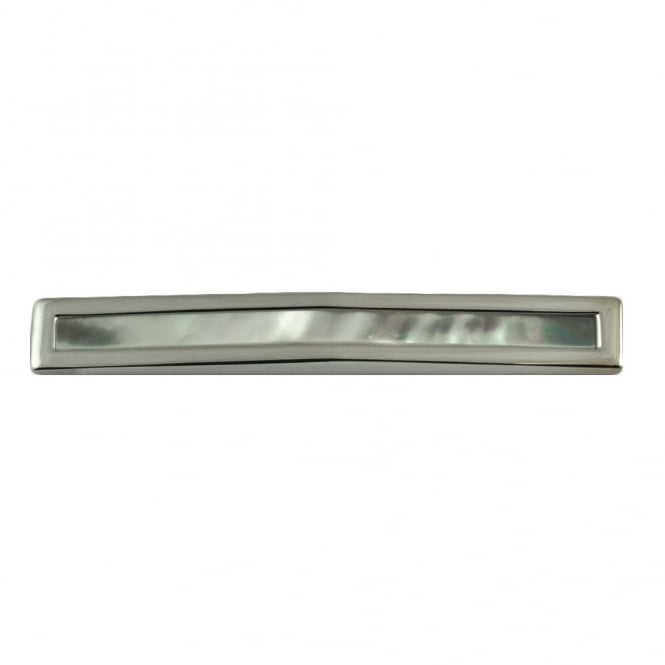 Simon Carter Arched Mother of Pearl Tie Bar