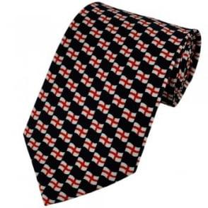 St. George's Cross Novelty Tie