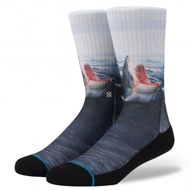 Stance Landlord Shark Socks