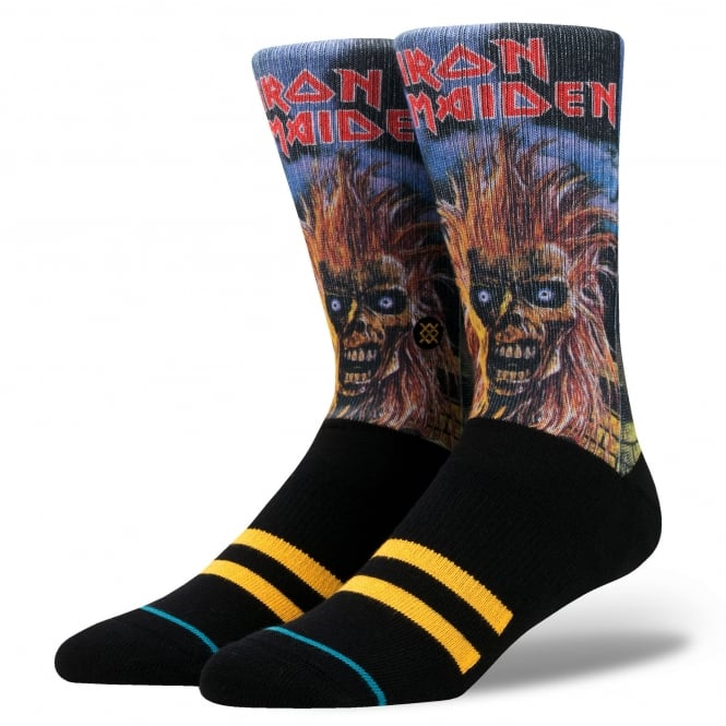 Stance Legends Of Metal Iron Maiden Socks