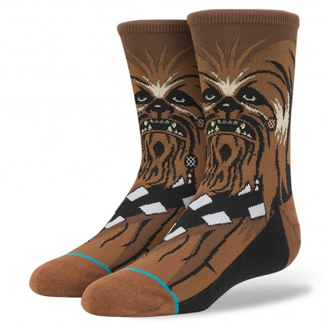 Stance Star Wars 'Chewie' Socks featuring Chewbacca