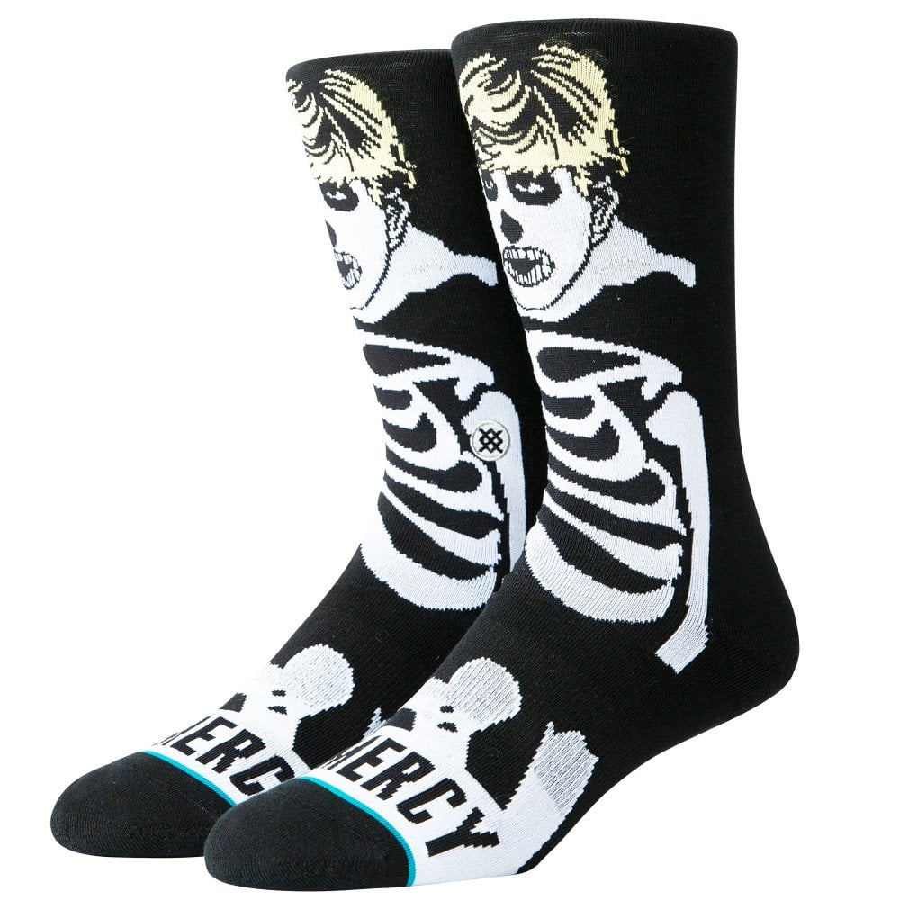 40391667 Stance The Karate Kid No Mercy Socks Size 8.5 - 11.5