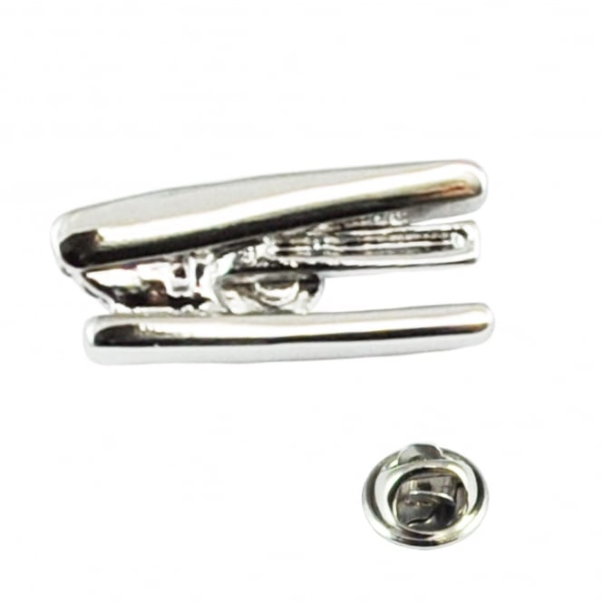 Stapler Lapel Pin Badge