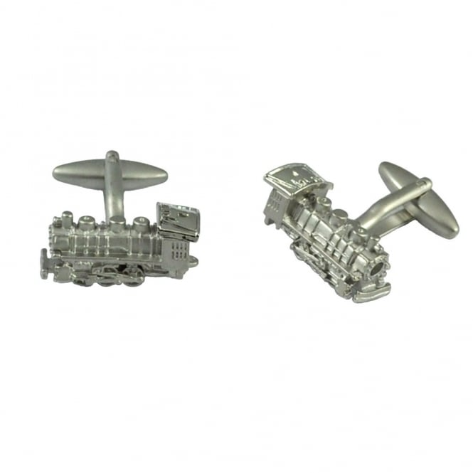 Steam Train Novelty Cufflinks