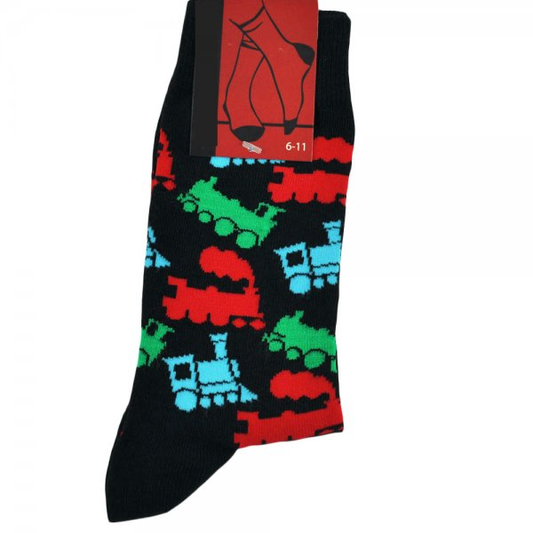 Steam Trains Novelty Socks From Ties Planet Uk