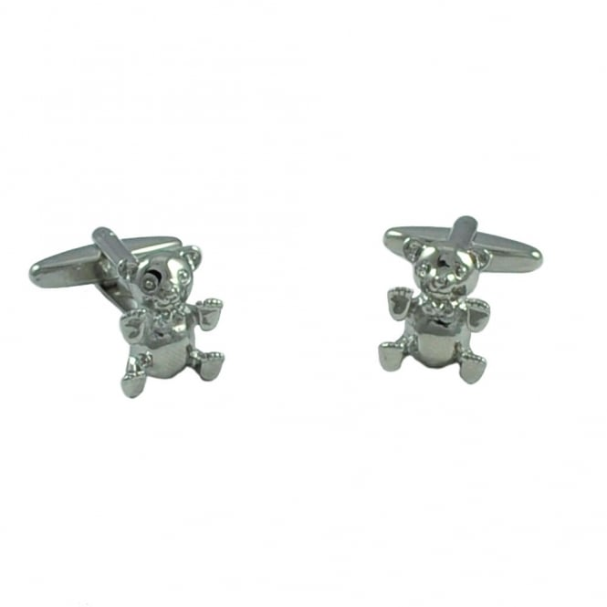 Teddy Bear Novelty Cufflinks