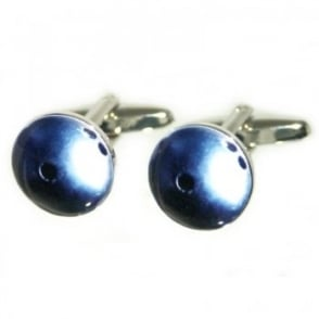 Ten Pin Bowling Novelty Cufflinks