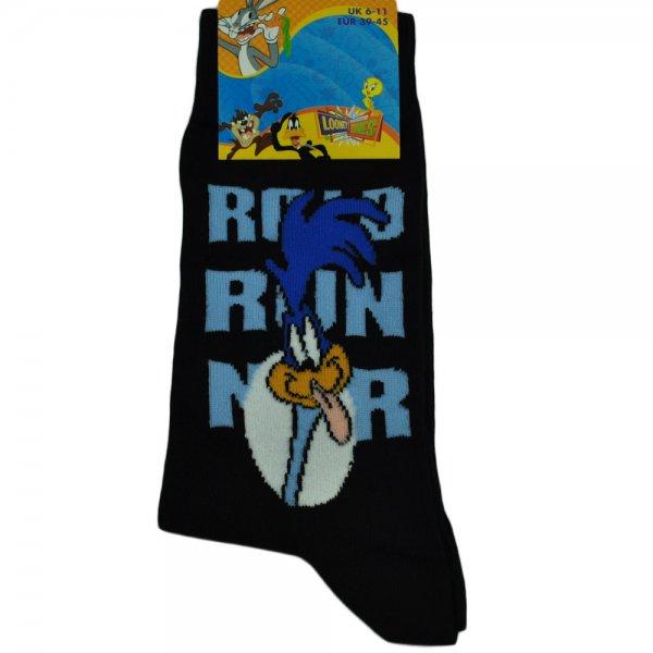 The Road Runner Men's Novelty Socks