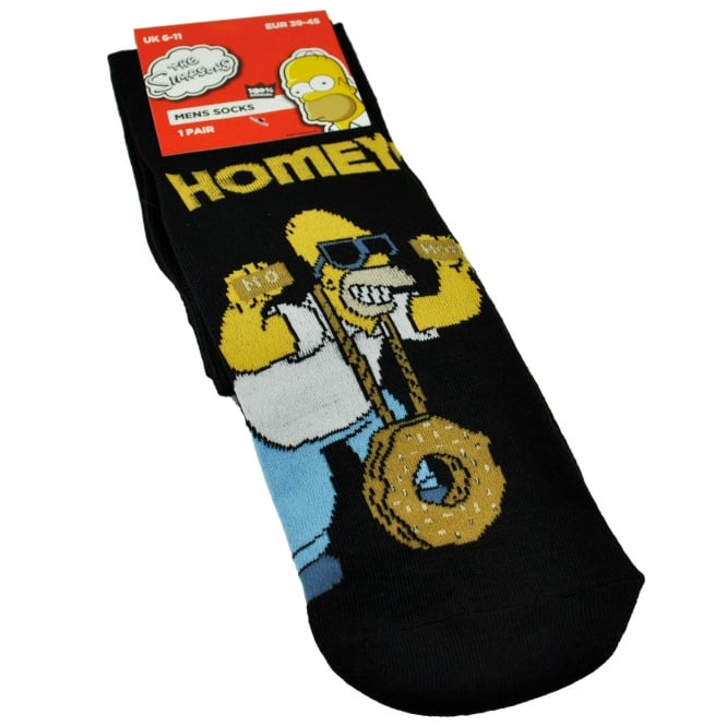 The Simpsons - Homey Men's Socks