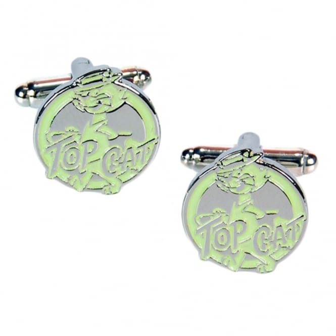 Top Cat Novelty Cufflinks
