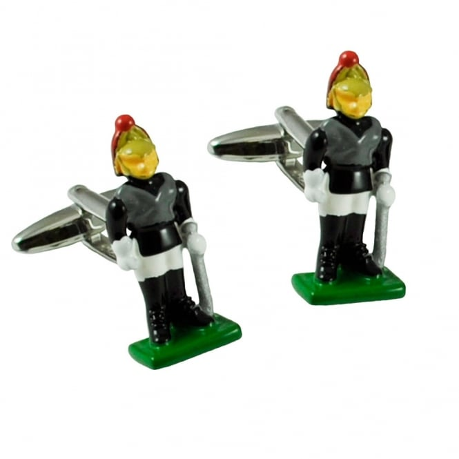 Toy Soldier Cufflinks