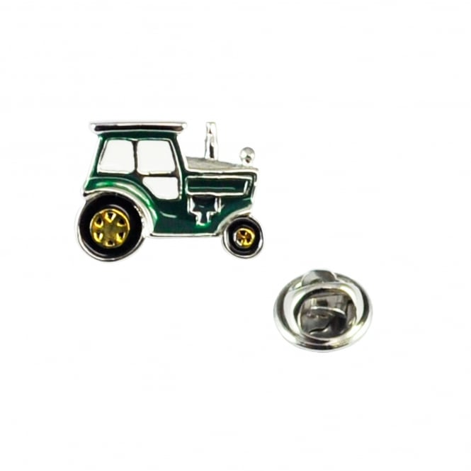 Tractor Lapel Pin Badge