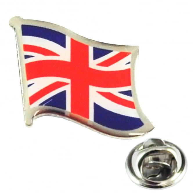 Special Occasions|Tiepins Union Jack Flag Lapel Pin Badge