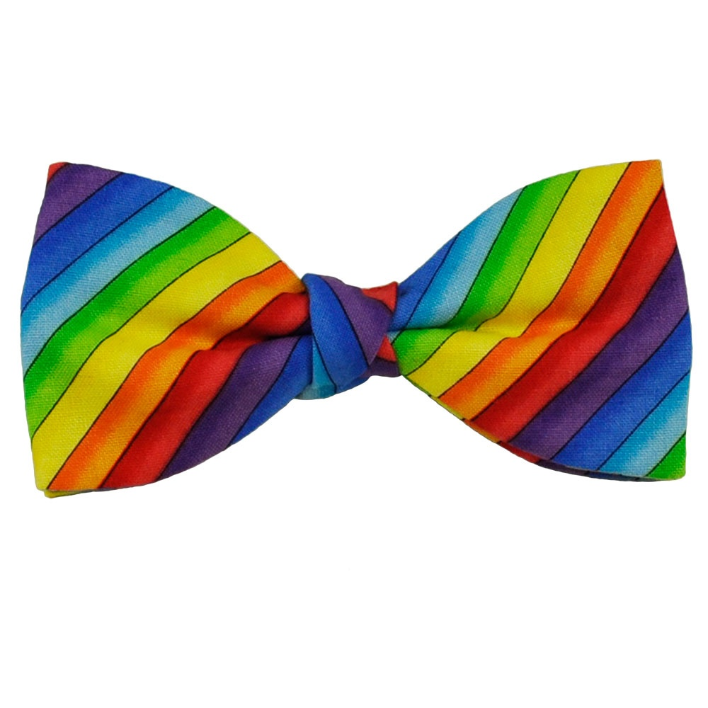 Home › Ties › Bow Ties › Ties Planet › Van Buck Rainbow ...