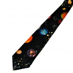 Van Buck Solar System Cotton Men's Tie