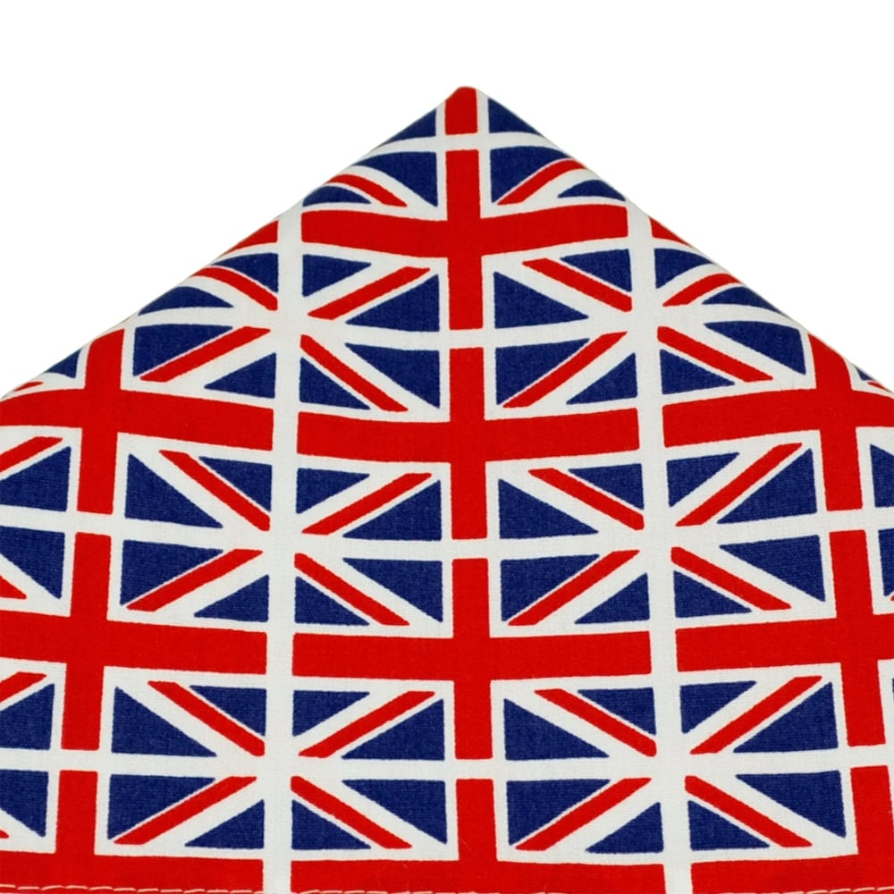 Van Buck Union Jack Flag Designer Novelty Bow Tie from Ties Planet UK