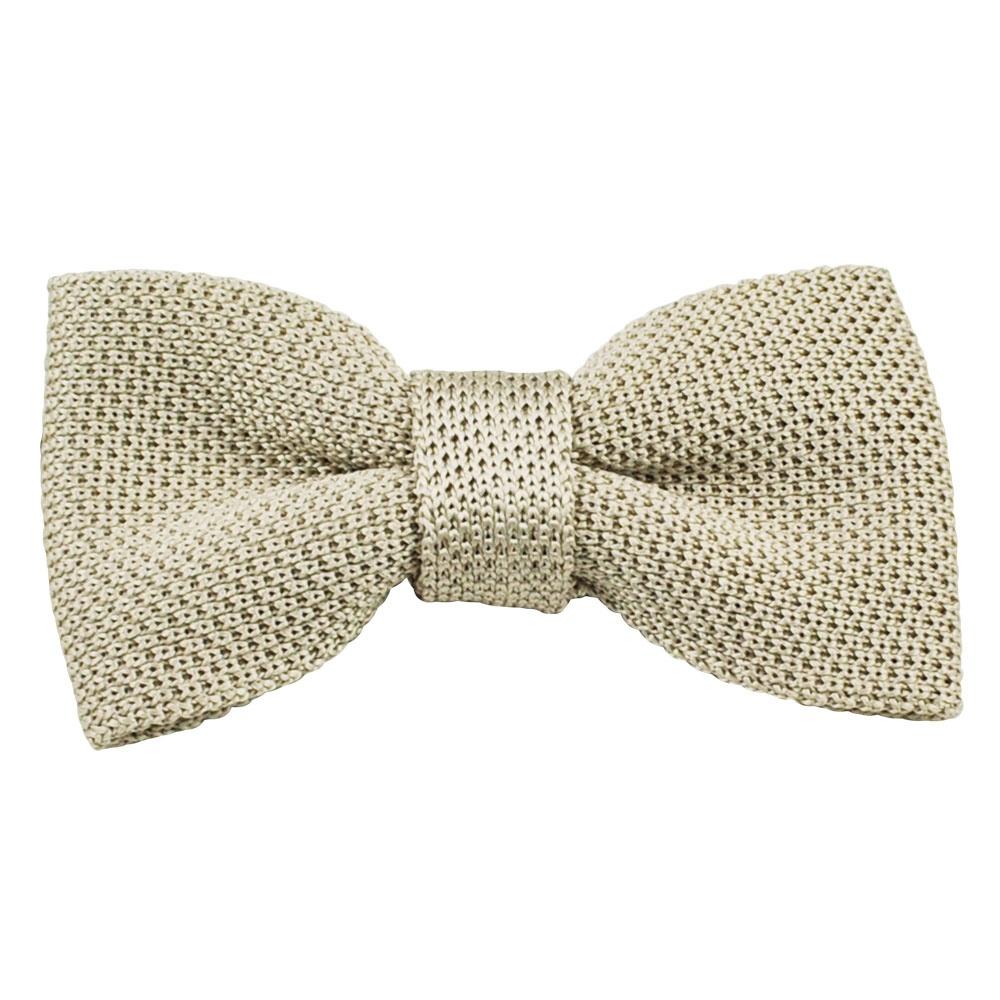 vidoni plain ecru silk designer bow tie from ties planet uk