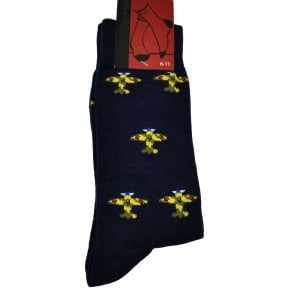Military Aircraft Planes and Helicopters Unisex Novelty Ankle Socks Size 6-11
