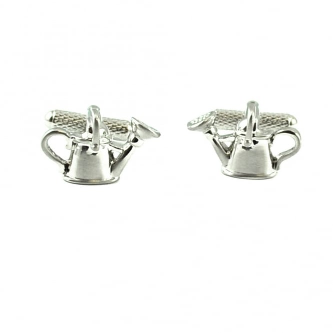 Watering Can Novelty Cufflinks