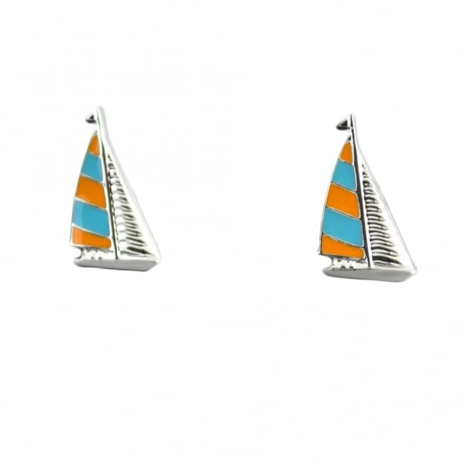 Yacht Novelty Cufflinks