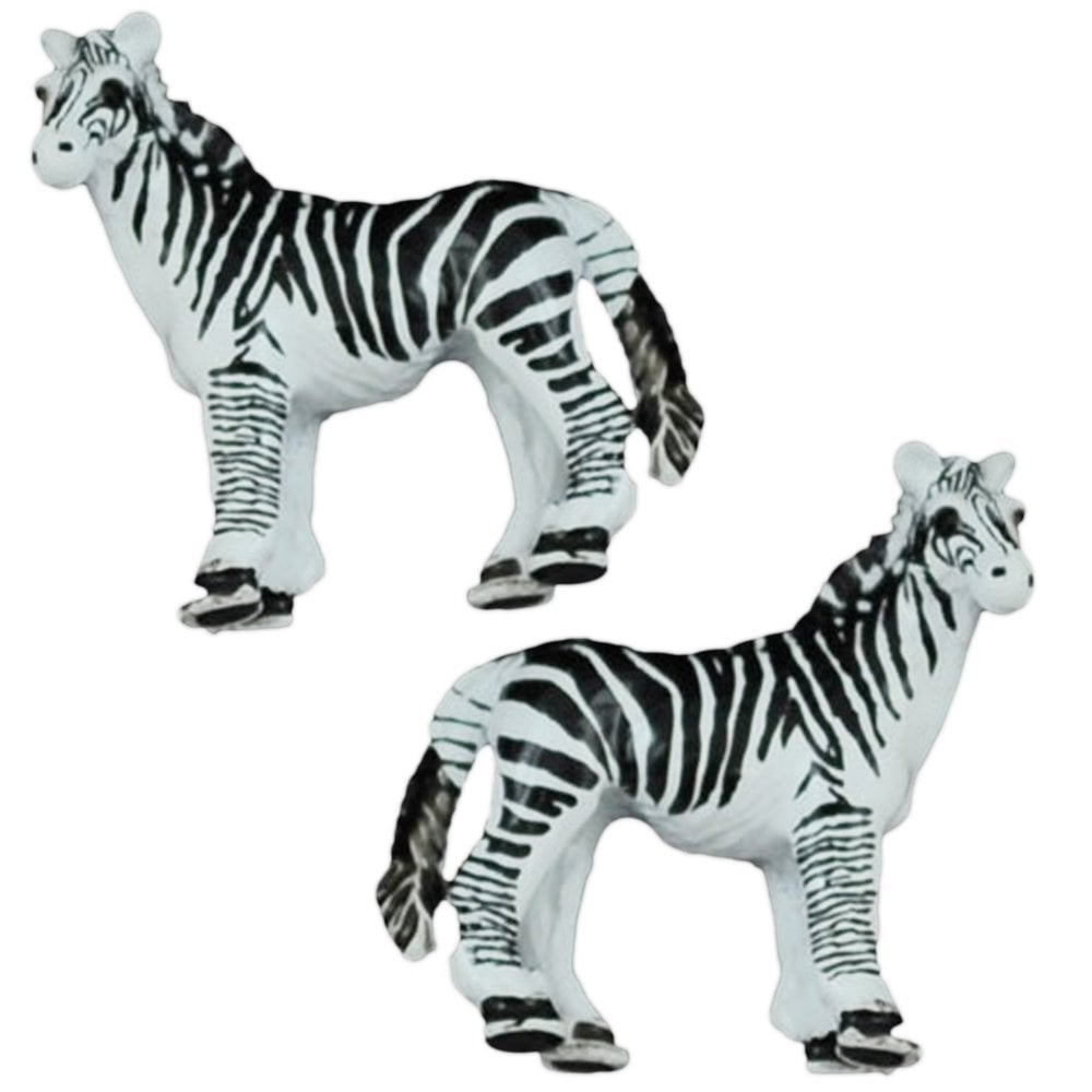 Zebra Wildlife Safari Animal Cufflinks from Ties Planet UK